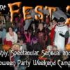 Freak Fest Halloween Weekend