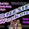 Onesie Party Weekend, June 8 - 10