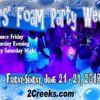 Lovers' Foam Party, June 21 - 23