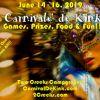 Carnival de Kink, June 14 - 16