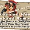 Pirates and Wenches, September 13 - 15