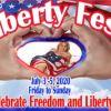 Liberty Fest July 3 - 5