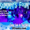 Mid Summer's Foam Party Weekend, Friday to Sunday, August 13 - 15, 2021